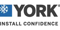 York Install Confidence logo
